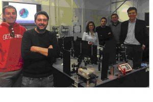 Il team di progetto di Cnr-Isasi